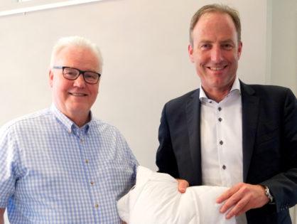 """Sianka Branchengespräch 2019 mit dem """"Hygiene-Papst"""" Prof. Dr. Zastrow"""