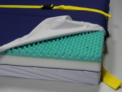 Gehen Sie auf Nummer sicher: Sianka Matratzen mit Hygieneschutzbezügen und Evakuierungsausstattung