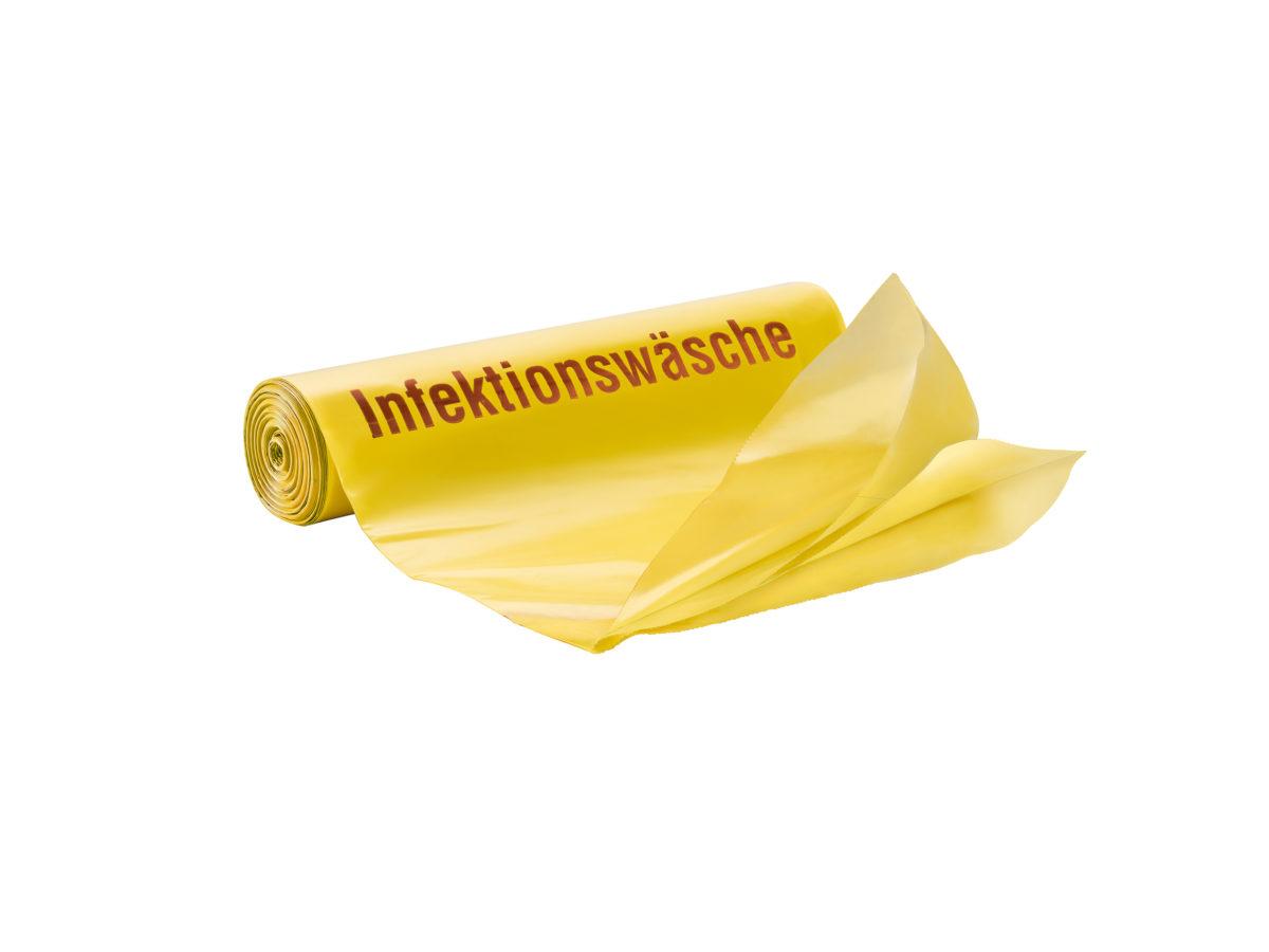 Ansteckungsrisiko durch infektiöse Wäsche minimieren